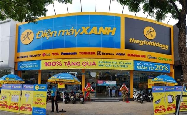Thế Giới Di Động tạm đóng cửa 1 siêu thị Điện Máy Xanh ở Đà Nẵng vì 2 bệnh nhân nhiễm Covid-19 từng ghé qua