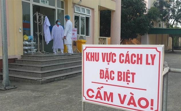 Thêm 3 người dương tính với COVID-19 liên quan tới bệnh nhân số 34, nâng tổng ca nhiễm của Việt Nam lên 38