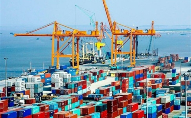 Port cargo volume records double-digit growth
