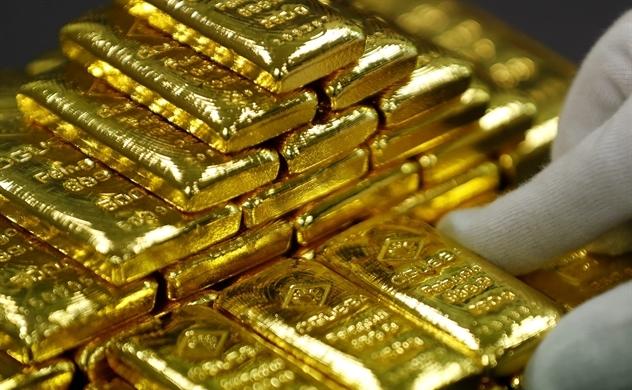 Vàng SJC sụt 1,2 triệu đồng/lượng, vàng thế giới mất hơn 80 USD trong 24 giờ qua