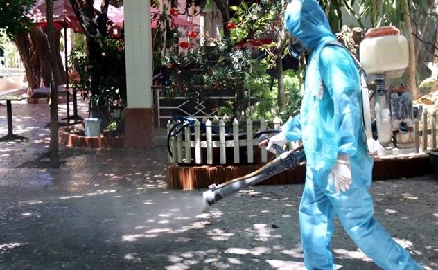 Bộ Y tế công bố ca nhiễm Covid-19 thứ 45 tại Việt Nam