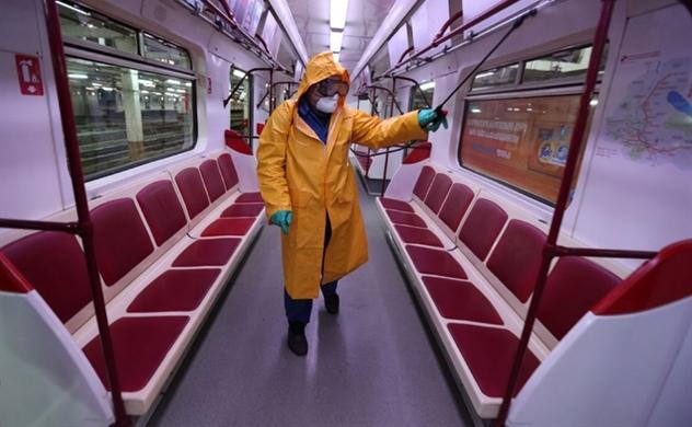Nghiên cứu mới từ Mỹ: Virus corona mới sống trong không khí tối đa 3 giờ