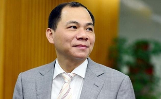 Tài sản của người đàn ông giàu nhất Việt Nam
