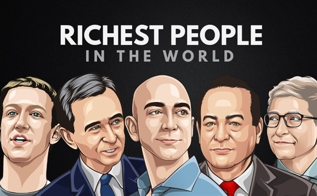 Tài sản của giới siêu giàu mất gần 1 ngàn tỷ USD từ đầu năm