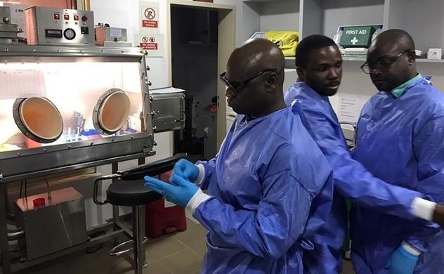 """Thiết bị xét nghiệm Covid-19 với giá 1 USD và chờ 10 phút – """"cứu cánh"""" cho Nigeria"""