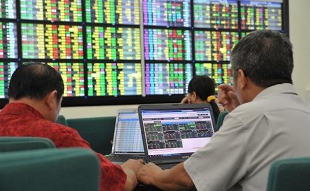 BID, VHM, VCB tiếp tục kéo VN-Index giảm gần 14 điểm