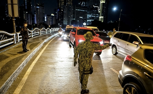 Philippines đóng cửa thị trường cổ phiếu, trái phiếu, tiền tệ vì Covid-19