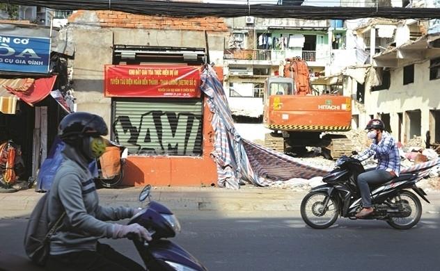 Giá đất quận 12 tăng chóng mặt khi xây cầu An Phú Đông