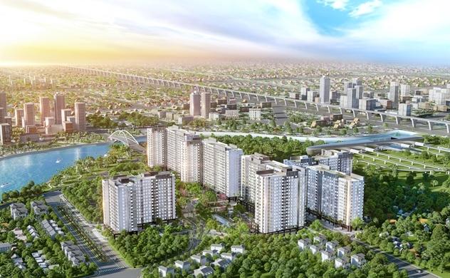 Bất động sản phía Tây thành phố còn nhiều tiềm năng đột phá