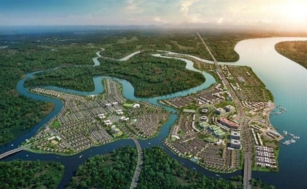 Đô thị sinh thái thông minh Aqua phát triển bền vững City từ ứng dụng năng lượng mặt trời