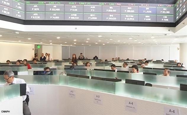 Philippines sắp mở lại thị trường tài chính sau 2 ngày đóng cửa vì dịch Covid-19