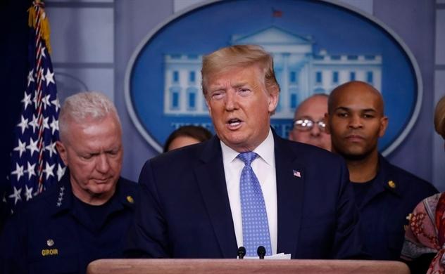 Ông Trump muốn tung ra gói kích thích tài khóa lên đến hơn 1 ngàn tỷ USD