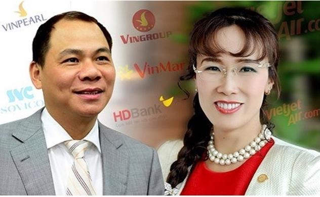 Trước tác động của dịch COVID-19, các tỷ phú Việt Nam đang ở đâu trên bảng xếp hạng thế giới?