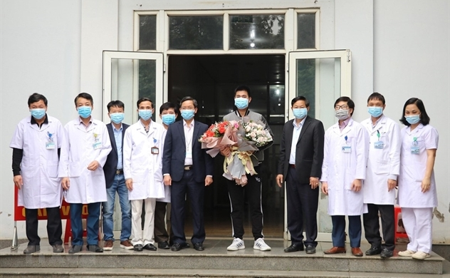 Vietnam discharges one more coronavirus patient from hospital, total recovered reaches 17