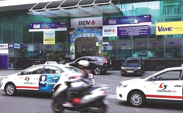 Ngân hàng BIDV: Nợ xấu đẹp dần