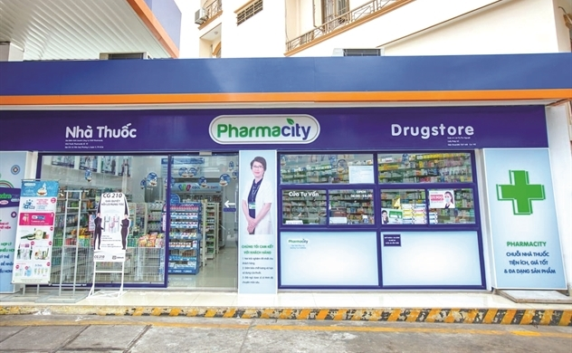 Pharmacity + DHLP: Hành quân về mốc 1.000