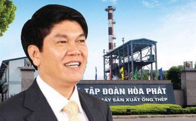 Mới mua xong 20 triệu cp HPG, con trai ông Trần Đình Long đăng ký mua tiếp 20 triệu cp