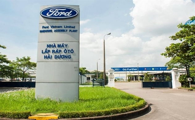 Ford confirms temporary factory shutdown in Vietnam on virus pressure
