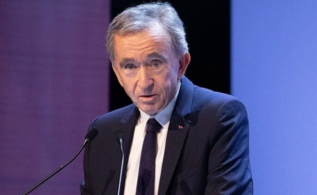 Europe's richest man Bernard Arnault gains $11 billion on day stocks surged