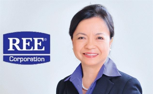 """""""Nữ tướng"""" Nguyễn Thị Mai Thanh đã mua xong 15 triệu cổ phiếu REE"""