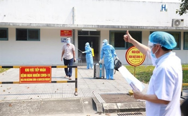 Total recovered coronavirus patients rises to 21, one more British national exits hospital