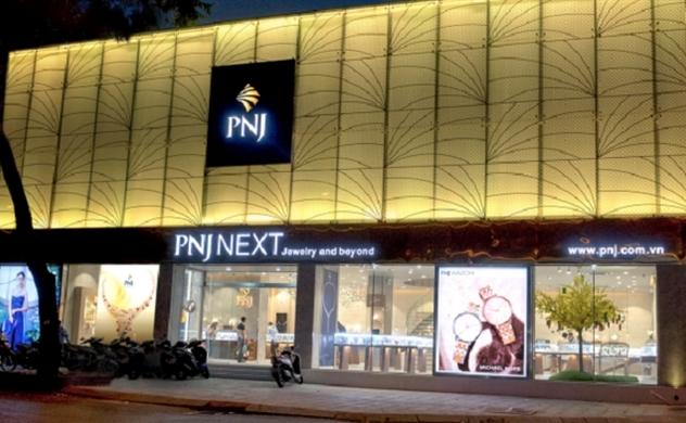 PNJ tạm ngưng kinh doanh một số cửa hàng ở Hà Nội, Đà Nẵng và Tp.HCM