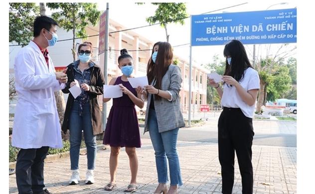 Đại dịch COVID-19: Việt Nam sẽ có 9 bệnh nhân ra viện, 53 ca  đã âm tính từ 2-4 lần
