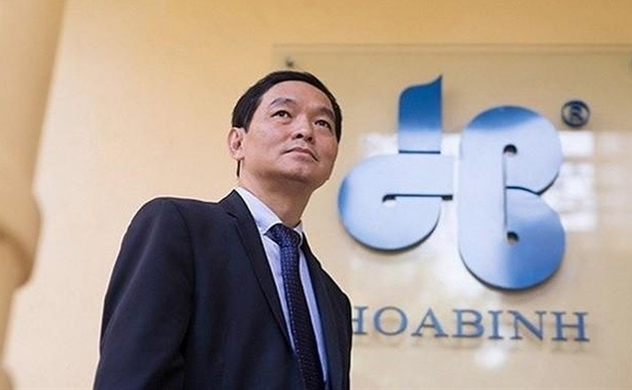 Bán giải chấp 3,15 triệu cổ phiếu HBC của ông Lê Viết Hải, Chủ tịch Xây dựng Hòa Bình