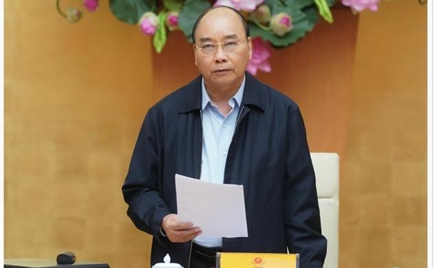 Thủ tướng Chính phủ công bố dịch COVID-19 toàn quốc