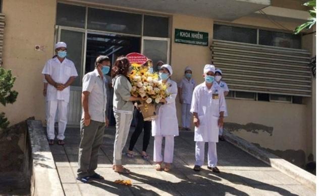 Việt Nam có thêm 10 bệnh nhân nhiễm COVID-19 khỏi bệnh, tổng số ca được chữa khỏi là 85