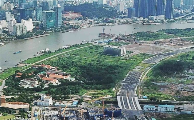 Điều chỉnh cục bộ quy hoạch chung xây dựng TPHCM đến năm 2025