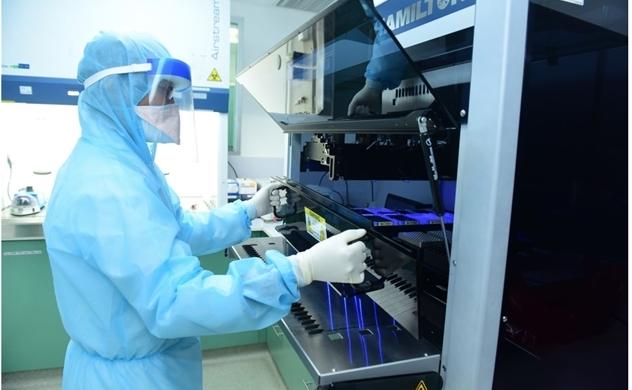 Bệnh viện ngoài công lập đầu tiên được Bộ Y tế cấp phép thực hiện xét nghiệm và khẳng định dương tính virus SARS-CoV-2