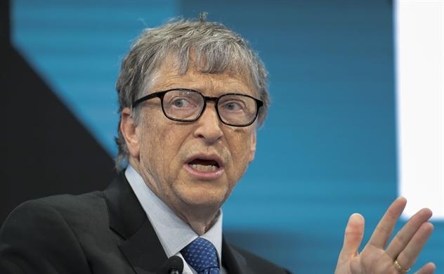 """Bill Gates gọi đại dịch Covid-19 là """"kịch bản ác mộng"""", nhưng số ca tử vong sẽ thấp hơn rất nhiều so với dự báo của các chuyên gia"""