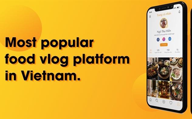 Capichi: Mê món Việt, làm app review món Việt