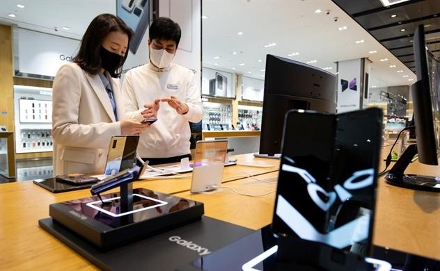 Lợi nhuận tăng trưởng vượt kỳ vọng, Samsung có thực sự miễn nhiễm với Covid-19?