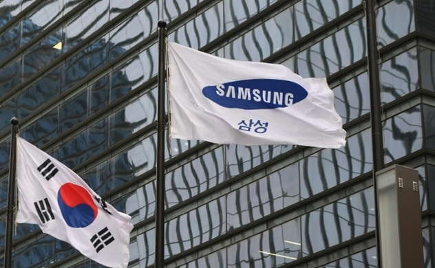 Samsung says it eked out a profit rise before the worst of the Covid-19 pandemic hit