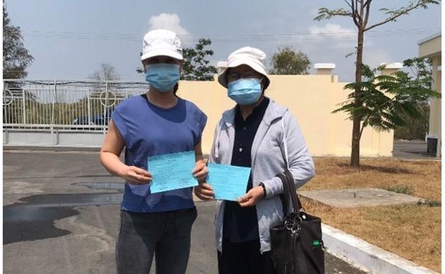 Thêm 2 bệnh nhân COVID-19 khỏi bệnh, Việt Nam đã chữa khỏi 128 ca