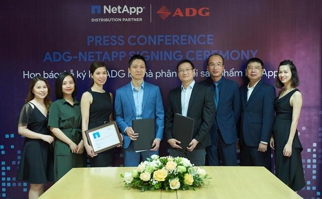 NetApp hợp tác với ADG hỗ trợ các doanh nghiệp Việt Nam tăng tốc chuyển đổi số
