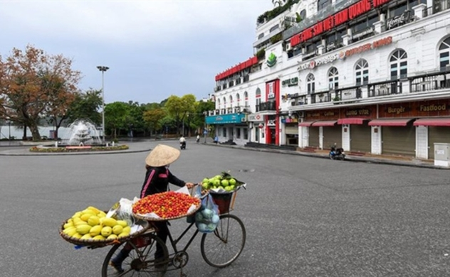 IMF projects Vietnam's 2020 economic growth slowing to 2.7% on coronavirus