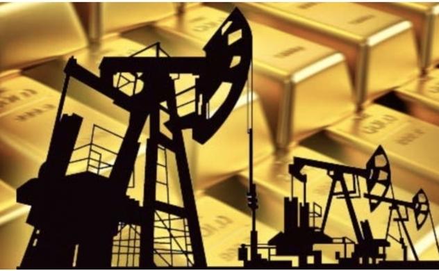 Nghịch lý giá vàng, giá dầu