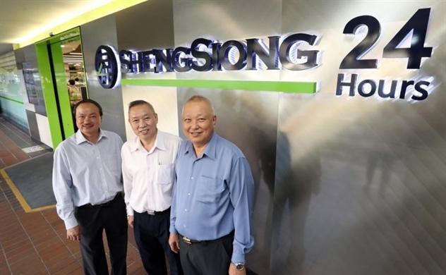 Chủ sở hữu Sheng Siong trở thành tỉ phú giữa đại dịch COVID-19