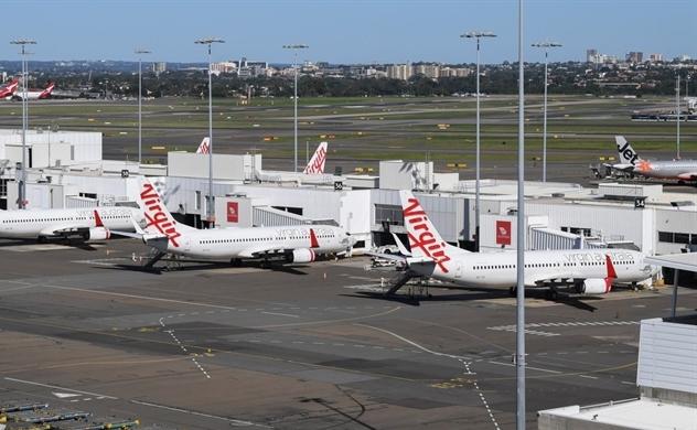 Sau FlyBe, hãng hàng không Virgin Australia ngã quỵ vì COVID-19