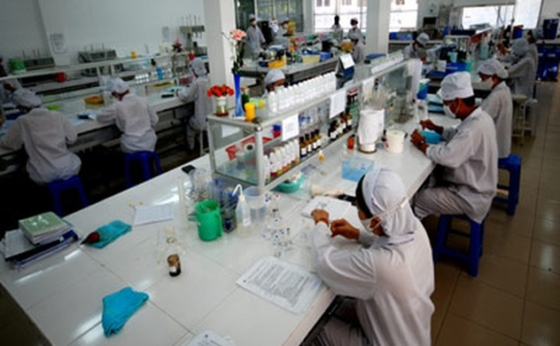 Vietnam's drug maker's 1Q profit increases 26% on coronavirus pressure