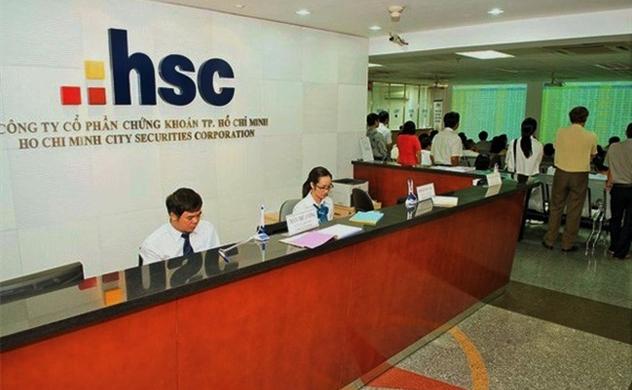 Chứng khoán HSC lãi hơn 100 tỉ đồng sau thuế