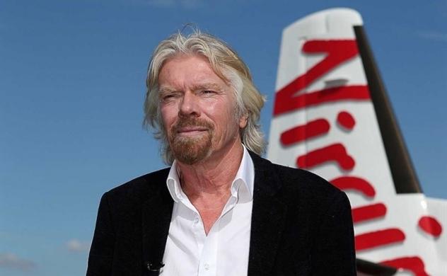 Tỉ phú Richard Branson thế chấp đảo riêng cứu hãng bay