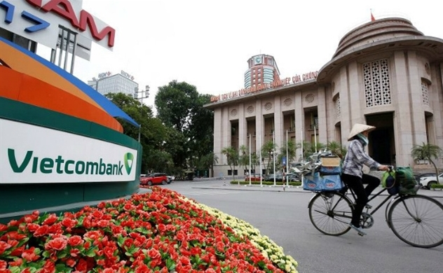 Vietcombank post-tax profit drops 11 percent in first quarter