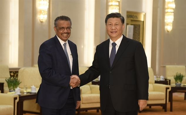 Trung Quốc nói sẽ góp thêm 30 triệu USD cho WHO sau khi Mỹ ngừng tài trợ