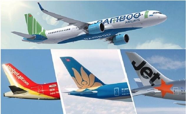 Sau khủng hoảng, các hãng bay chờ phục hồi mạnh mẽ