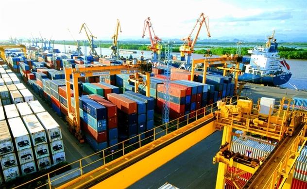 Xuất nhập khẩu tháng 4 bắt đầu đi xuống