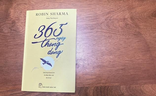 Thong dong như Robin Sharma